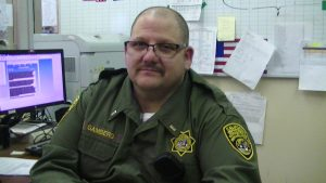 Robert A. Gamberg Sr. uses the CVSA to investigate crimes within the prison system.