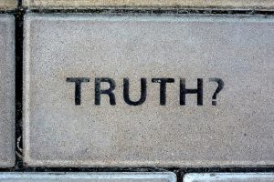 Modern truth verification technology took years of innovation to develop.